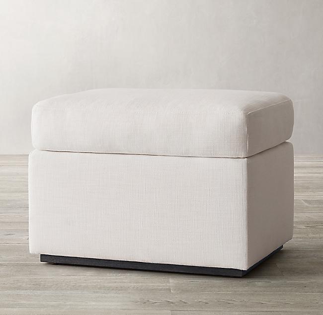 Phenomenal Oliver Ottoman Inzonedesignstudio Interior Chair Design Inzonedesignstudiocom