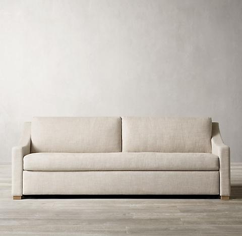 Groovy Sleeper Sofas Daybeds Rh Uwap Interior Chair Design Uwaporg