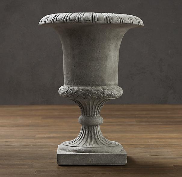 Restoration Hardware Usa: Jefferson Urn