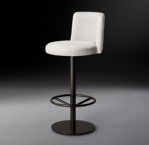 Awesome Bar Counter Stools Rh Modern Ncnpc Chair Design For Home Ncnpcorg