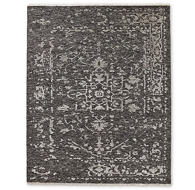 Savoy Braided Hand Knotted Rug
