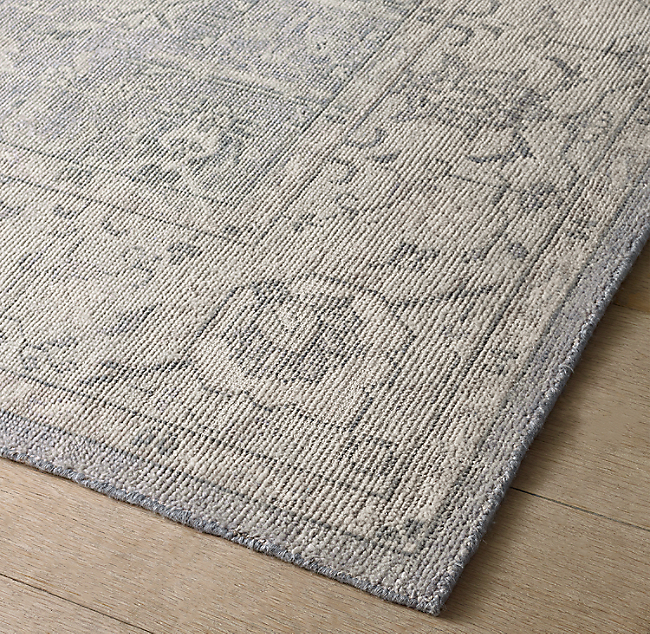 Allegra Hand Knotted Wool Rug