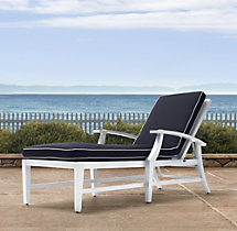 Cape Cod Chaise Cushion