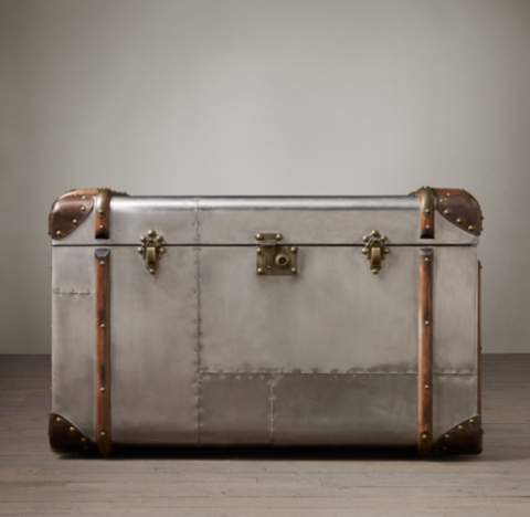 Richards Trunk Tall Coffee Table
