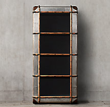 Richards' Trunk Narrow Single Shelving