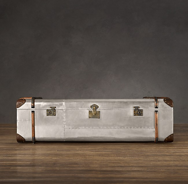 Richards Trunk Large Coffee Table