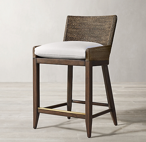 Groovy Bar Counter Stools Rh Short Links Chair Design For Home Short Linksinfo