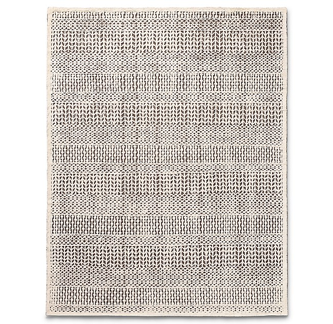 Palomar Hand Knotted Wool Rug