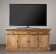 "St. James 65"" Panel Media Console"