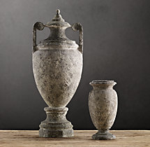 Stone Urn & Vase Collection
