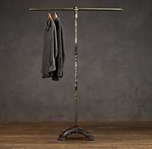Mercantile Coat Rack