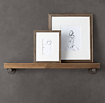 Decorating With Pictures Easy Diy Picture Ledges