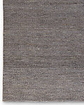 Hand-Braided Jute Rug - Platinum