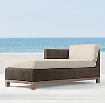 Malibu Left-Arm Chaise