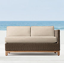 Malibu Two-Seat Right-Arm Sofa