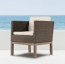 Malibu Armchair Cushion