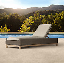 Malibu Chaise Cushions