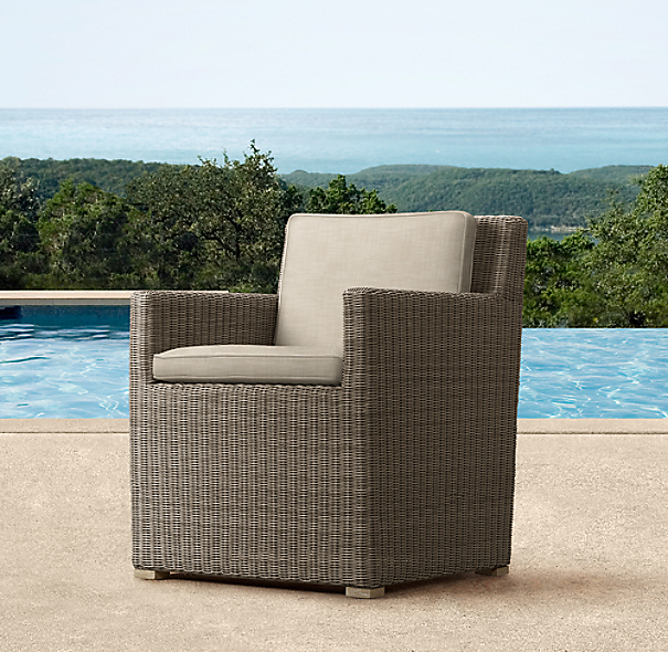 Biscayne Armchair Cushions