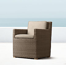 Biscayne Armchair Cushion