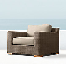 Biscayne Luxe Swivel/Lounge Chair Cushions