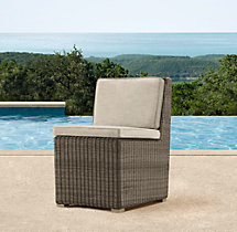 Biscayne Side Chair Cushions