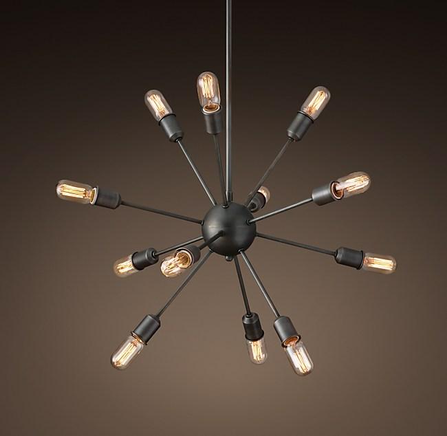 Sputnik Filament Chandelier 30 Quot