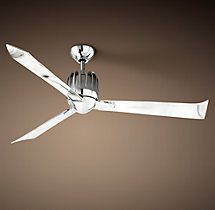Fuselage Ceiling Fan