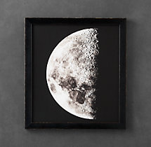 1896 Moon Photogravure Print 4
