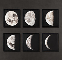 1896 Moon Photogravure Prints