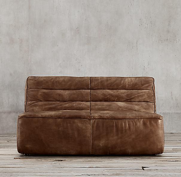 54 chelsea leather sofa for Chelsea leather sofa