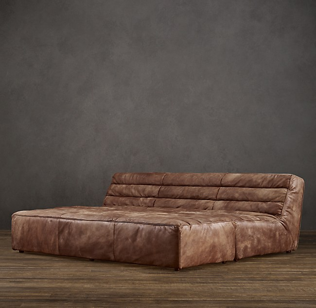 Chelsea Leather Daybed