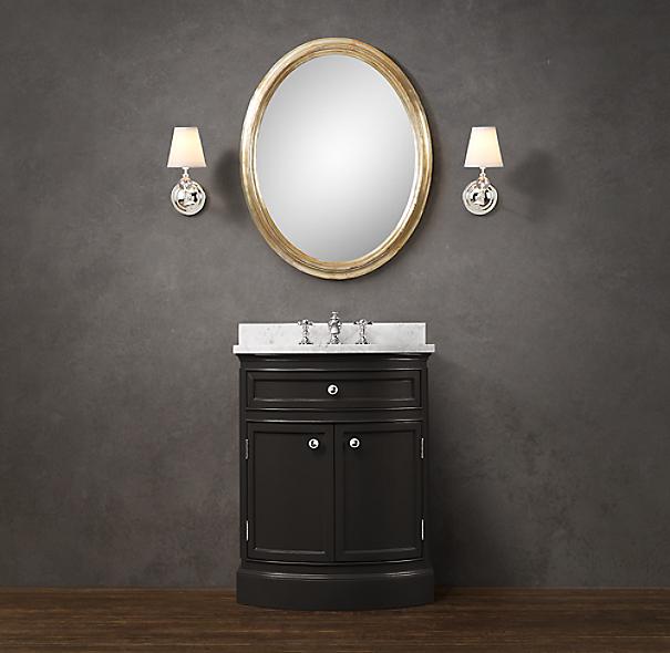 Od On Powder Room Vanity