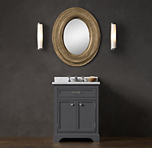 Kent Powder Room Vanity