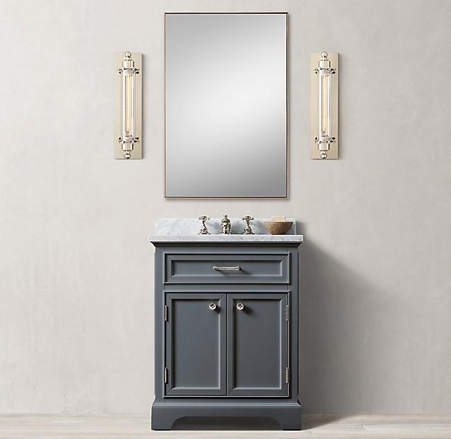 Bathroom Vanities Kent Wa powder vanity