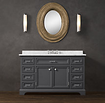 Kent Extra-Wide Single Vanity