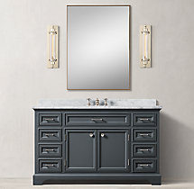 Kent Single Extra-Wide Vanity
