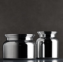 Pharmacy Metal Canister
