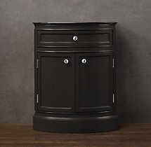 Odéon Powder Room Vanity Base
