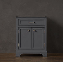 Kent Powder Room Vanity Base