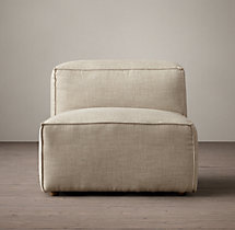 Fulham Upholstered Armless Chair