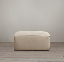 Fulham Upholstered Coffee Ottoman