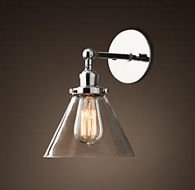 Bathroom Vanity Lights Restoration Hardware all bath lighting | rh