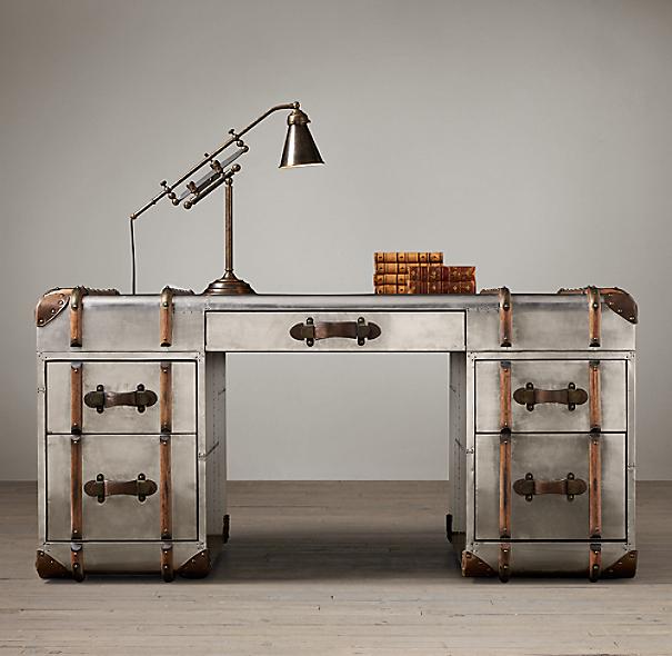 Richards Trunk Desk