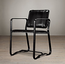 Buckle Chair - Black