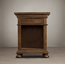 "St. James 24""  Open Nightstand"