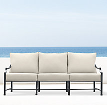 "70"" Carmel Classic Sofa Cushions"