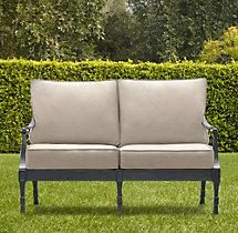 "48"" Antibes Classic Sofa Cushions"