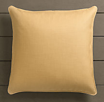 Perennials® Textured Linen Weave Pillow Cover