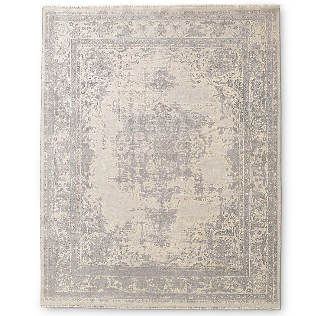 Oudrey Hand-Knotted Wool Rug