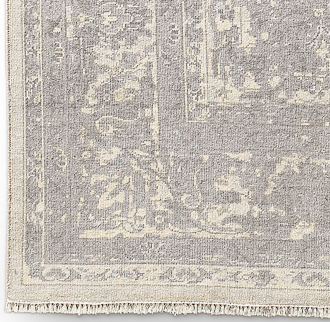 Oudrey Hand-Knotted Wool Rug Swatch